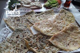 Kesik Ekmeği (Sac Ekmeği) Tarifi