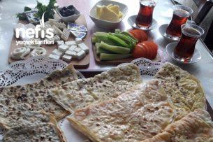 Kastamonu'da sıradan bir kahvaltı Tarifi