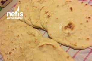 Tavada Mayalı Ekmek Tarifi