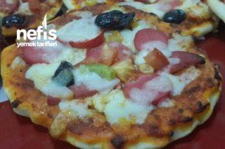 Dominos Pizza ( Anasınıfı Etkinlik Alternatifi) Tarifi