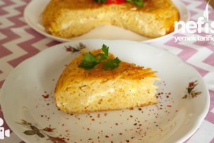 Tavada Makarna Böreği Tarifi