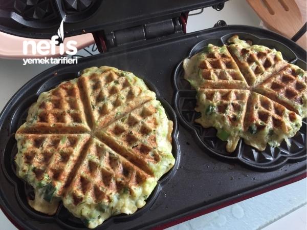Waffel Mücveri (tost Makinasında Da Olur)