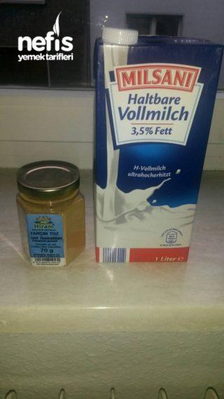 Tarçınlı Süt Kürü İle Zayıflama ( Denemenizi tavsiye Ederim )