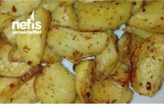 Biberiyeli Patates Tarifi