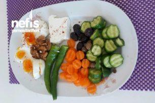Diyet Kahvaltısı Kilo Vermek Garanti Tarifi
