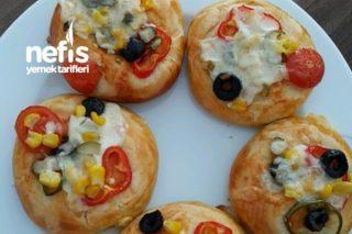 Pufidik Pizza Tarifi