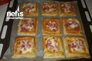 Milföy Pizza Tarifi