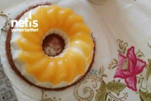 Portakallı Hindistan Cevizli Tatlısı Tarifi
