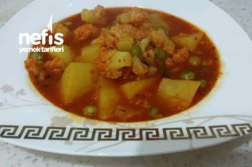 Sulu Patates Yemeği Videosu