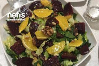 Pancarlı Kış Salatası Tarifi