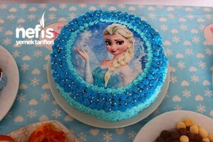 Elsalı (Frozen) Pasta Nasıl Yapılır?