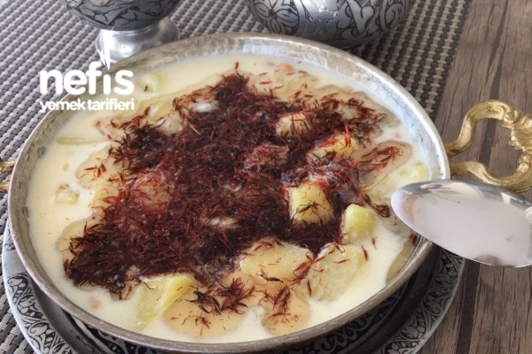 Yoğurtlu Patates Yemeği (Gaziantep) Tarifi