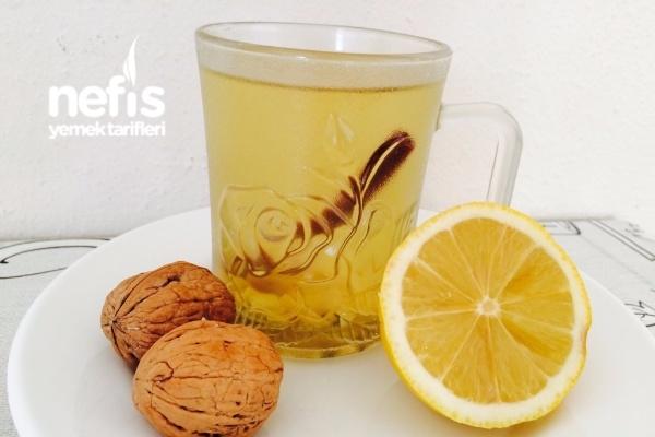 İncelten Yeşil Çay Tarifi