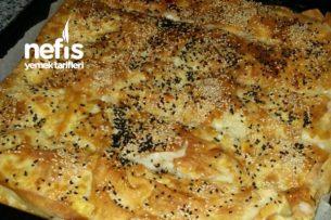 Ispanaklı Çökelekli Börek Tarifi