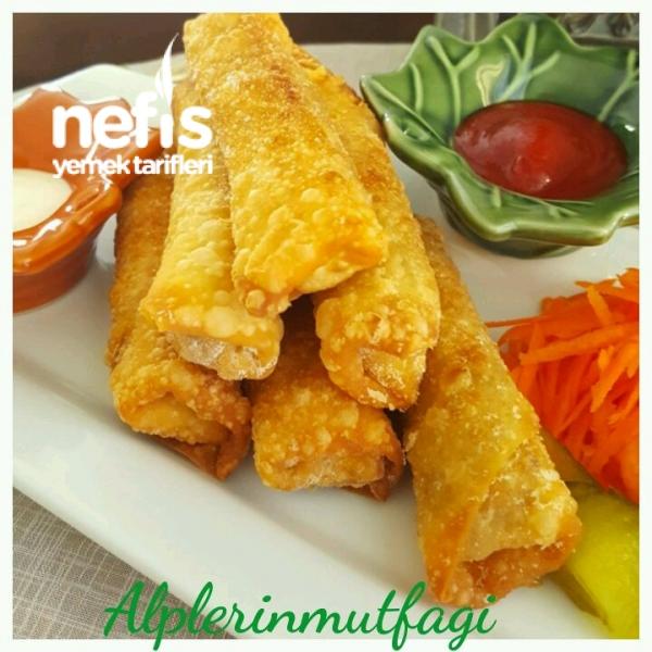 Loempia (uzakdoğu(çin-vietnam) Böreği)