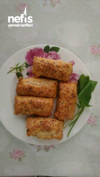 Pratik Milföyden Ispanaklı Börek