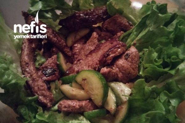 Biftek Salatası Tarifi