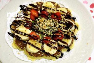 Nefis Ve Leziz Waffle Tarifi (Çok Yumuşak Ve Kabarık Hamur)