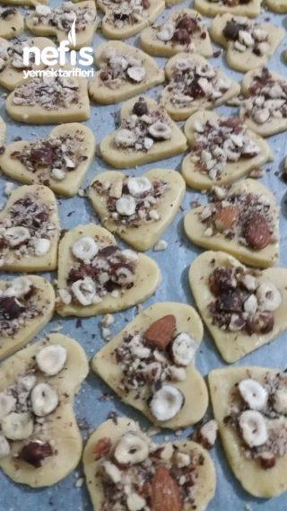 Dehşet Tadıyla Fındıklı Çikolatalı Kurabiye (bu Tarifi Kaçıran Pişman Olur)