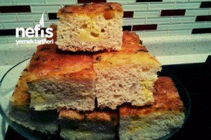 Sünger Gibi Yumuşacık Peynirli Çörek (Bu Lezzeti Kaçırmayın) Tarifi