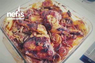 Fırında Tavuk (Mükemmel Tarif) Tarifi