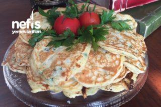 Kahvaltılık Mini Peynirliler Tarifi