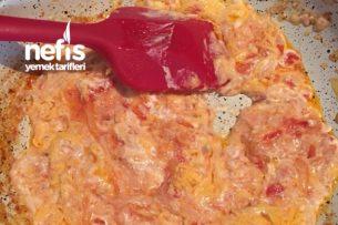 Patatesli Menemen ( 10ay) Tarifi