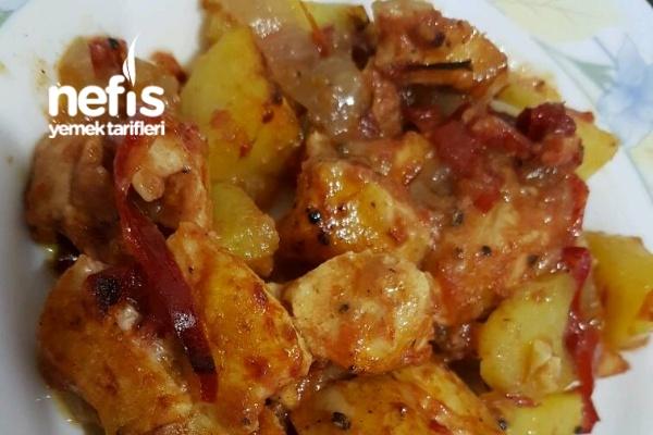 Tavuk Kebabı Tarifi