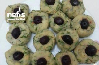 Patatesli Kanepe Tarifi