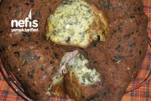 Ispanaklı Kek (Tuzlu) Tarifi
