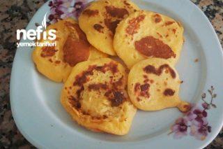 Portakal Sulu Elmalı Bebek Pankeki (+8 Ay) Tarifi