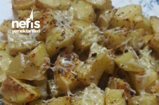 Az Yağlı Fırında Patates (Harika) Tarifi
