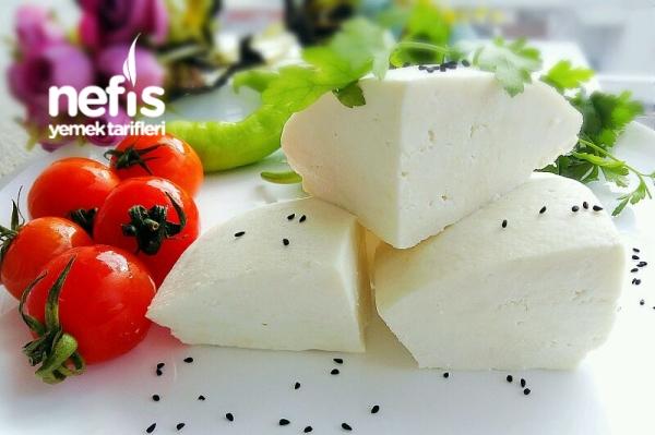 Lokum Kıvamında Peynir Yapımı