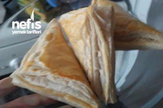 Pratik Doyurucu Milföy Böreği Tarifi