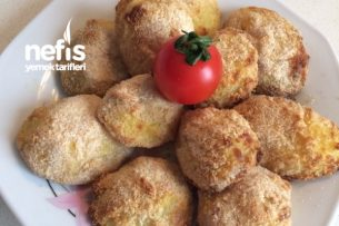 Çıtır Patates Kurabiyesi Tarifi