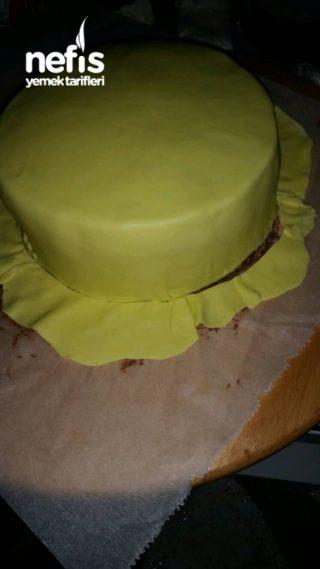 Kepçe Konzeptli Pasta