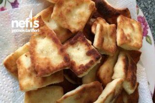 Peynirli Minik Pişiler Tarifi