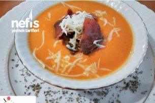Domatesli Karnabahar Çorbası Tarifi