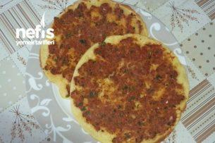 Glutensiz Pratik Krep Lahmacun Tarifi