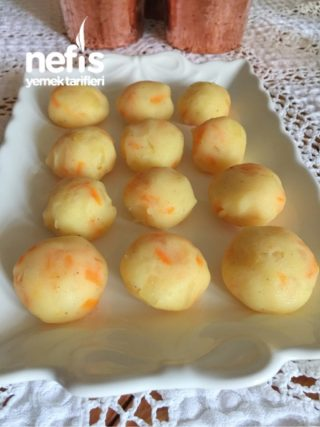 Havuçlu Patates Mantısı