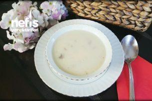 Muhteşem Mantar Çorbası Tarifi