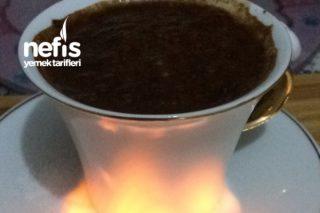 Yanardöner Kahve Tarifi