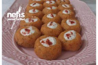 Yoğurtlu Bulgurlu Patates Köftesi Tarifi