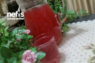 Ayva Şerbeti ( Gıda Boyasız ) Tarifi