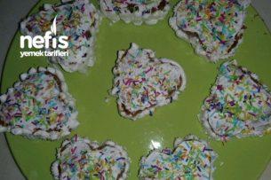 Kalpli Pasta (Sevgililer Günü İçin) Tarifi
