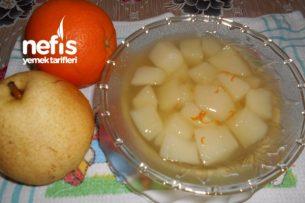 Portakallı Armut Kompostosu Tarifi