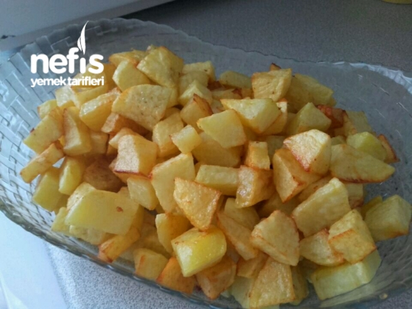 Soslu Patates Kızartması