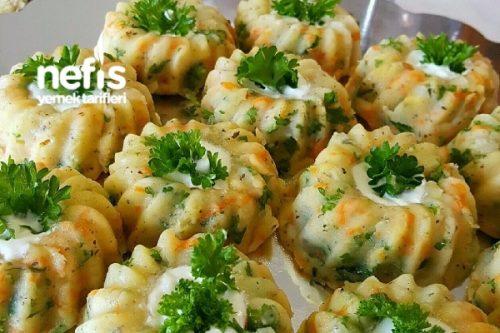 Ezme Patates Salatası (videolu) Tarifi