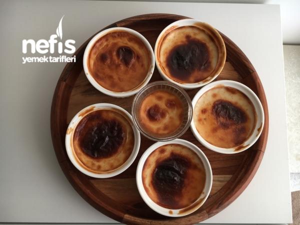 Firin Sütlac ( Yumurtasiz )