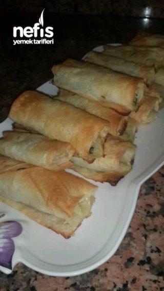 Çıtır Ispanaklı Börek Kolay